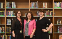 Mrs. Elizabeth Cequeria Joins Midlo Library Team