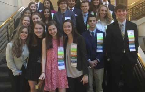 Midlo Students Attend FBLA State Leadership Conference