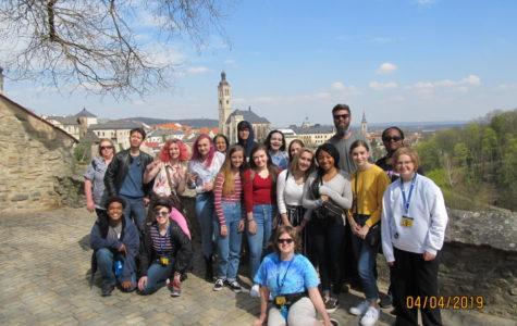 Midlothian IB Goes to Prague