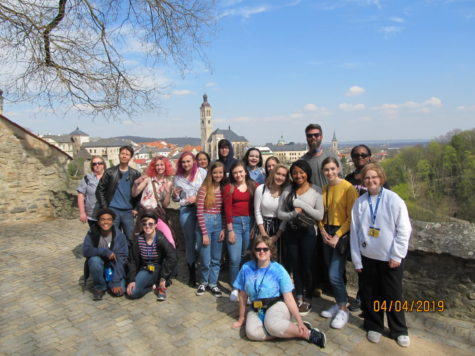 Midlothian IB Goes to Prague