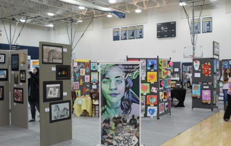 Chesterfield County welcomes students from all grades levels to the Fine Arts Festival, hosted by Midlothian High School.