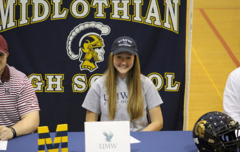 Hammond Commits to Mary Washington