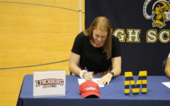 Leeper Leaps to Lynchburg