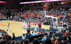 Midlo Celebrates UVA Basketball Victory