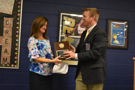 Manheim Named 2020 Midlo Teacher of the Year