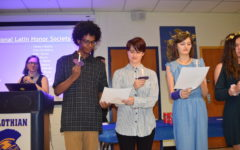 Latin students end year in celebration