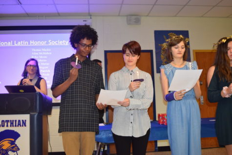 Midlothian Honors Exceptional Students