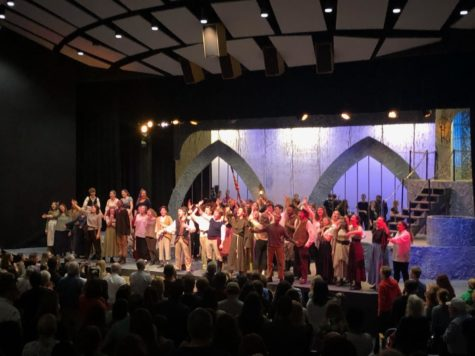 Midlo Theater Department Dreams the Impossible Dream