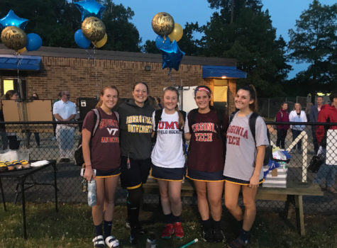 Midlo Softball Seniors Reach the Home Stretch