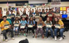 Midlo Accounting Students Achieve Certification