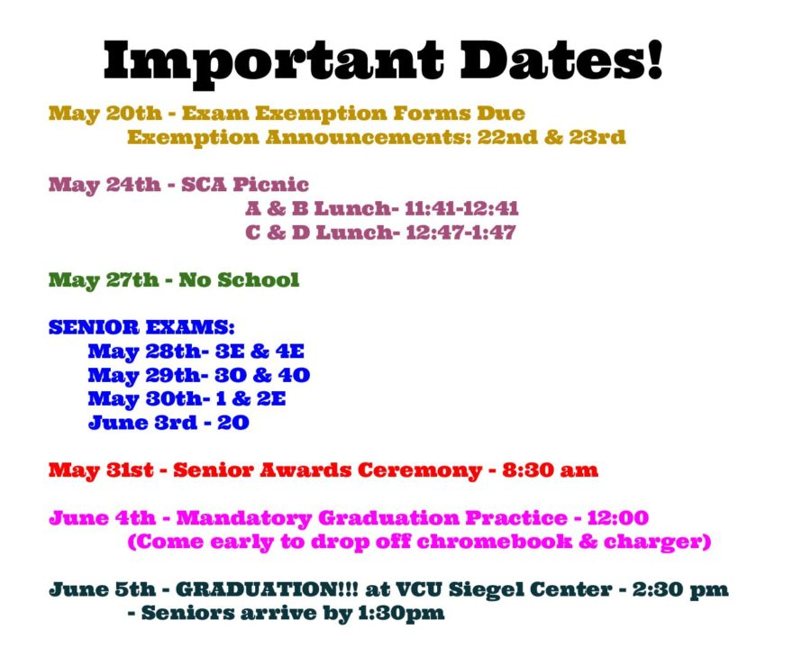 Important+Senior+Dates
