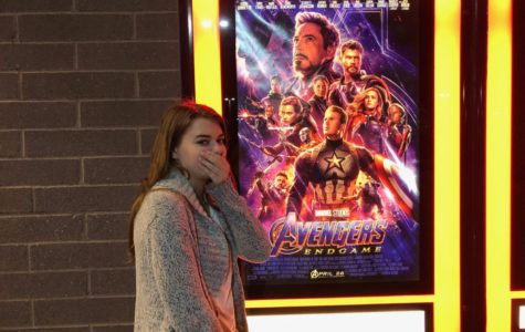Rachel Bybee is speechless upon seeing Avengers: Endgame.
