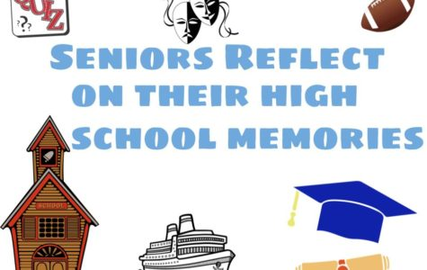 Seniors reflect on their favorite memory from high school.