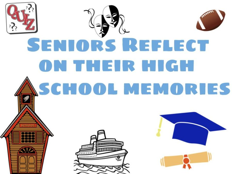 Seniors+reflect+on+their+favorite+memory+from+high+school.