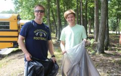 Volunteers beautify Midlo