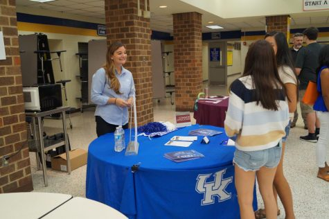 College representatives educate Trojans on important college information