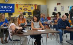 Parents return to the classroom