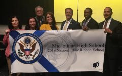 Midlo earns National Blue Ribbon School distinction