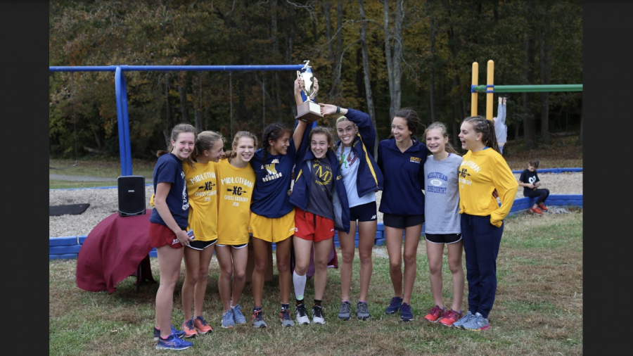 The Girls Cross Country Team hopes to continue their success from last year after winning the Regional Championship