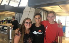 French exchange students return for a second trip to the United States