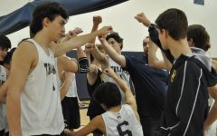 Trojan boys volleyball vexes the Cavaliers