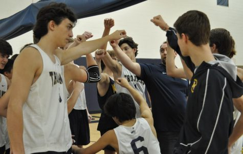 Trojans boys volleyball vexes Cavaliers