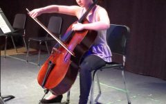 Orr pursues her love for the cello