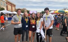 Interact Club supports Midlothian Food Festival