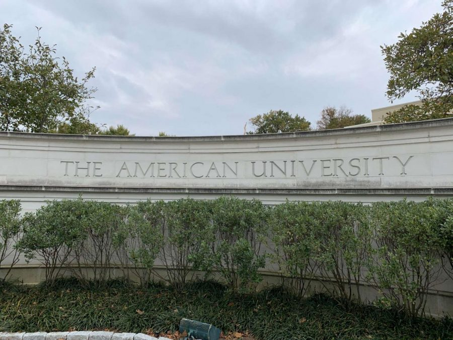 Conan Darrah explores the American University for his Future's Day.