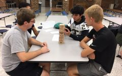 AP Lit classes strategize for Literary Jenga