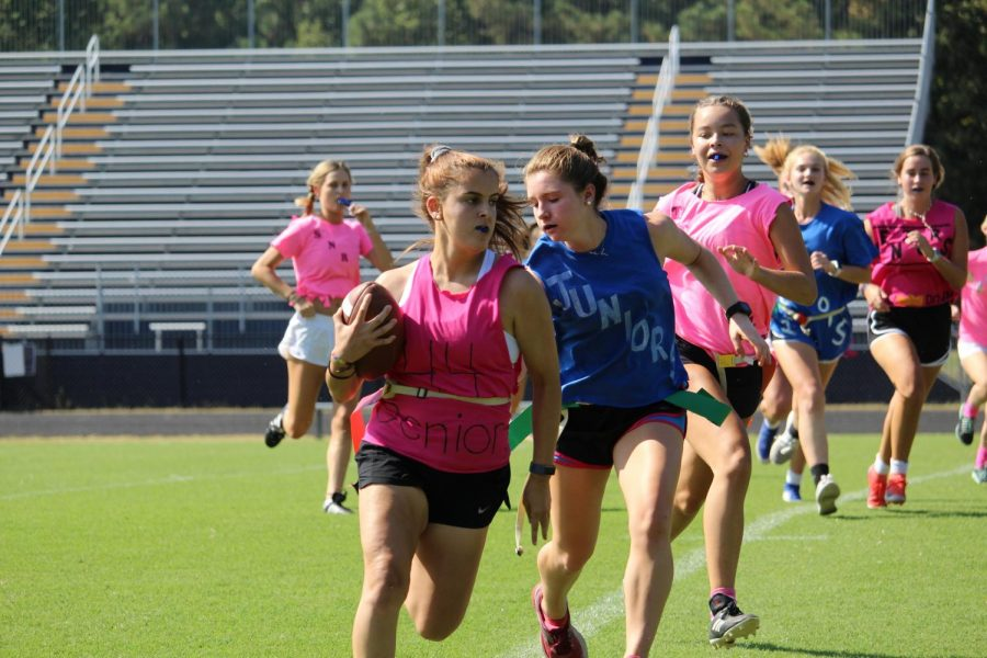 2019 Powder Puff Game