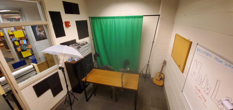 Midlo Library's Creator Space