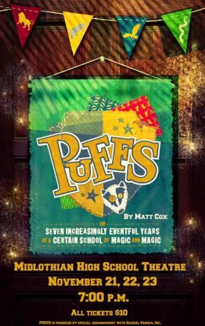 Midlo Theatre announces Puffs cast list