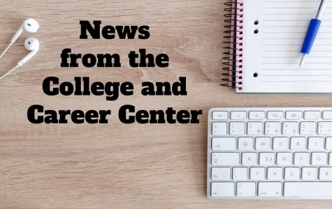 News from the College & Career Center
