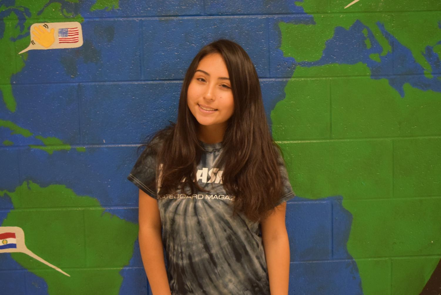 Rose Garza finds her passion in fencing at the Richmond Fencing Club.