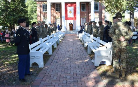 Chesterfield County honors veterans
