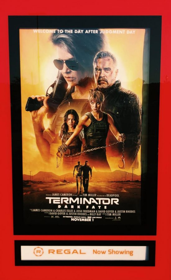 The return of the Terminator finds itself in theaters all over the world in a new way.