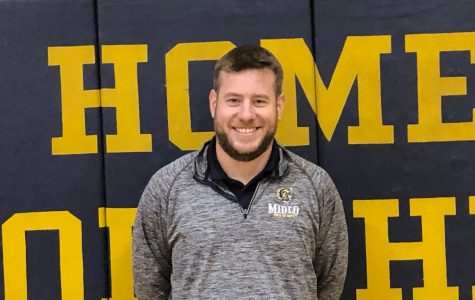 Midlothian High October Employee of the Month: Coach Matt Hutchings