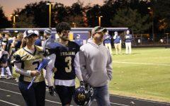 Trojans Football and Cheer honor seniors