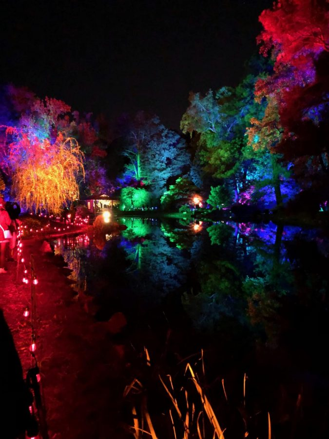 The+Garden+admits+all+the+colors+of+the+rainbow+at+Maymont+Garden+Glow+2019.+