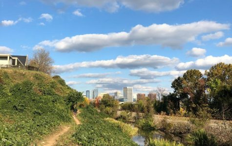 North Bank Trail provides unique view of Richmond's treasures