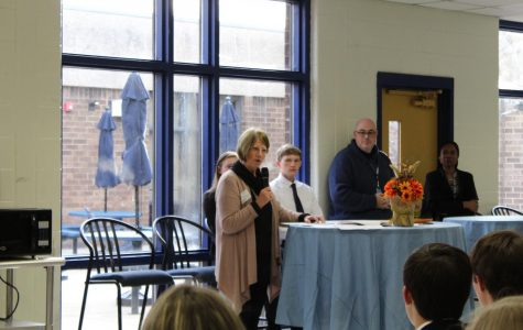 The National Business Honor Society welcomes new members