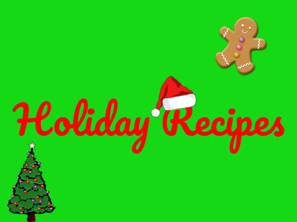 Midlo families celebrate the holidays with recipes.