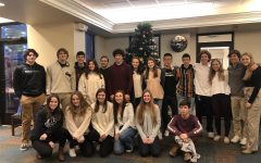 Interact Club decks the Doorways