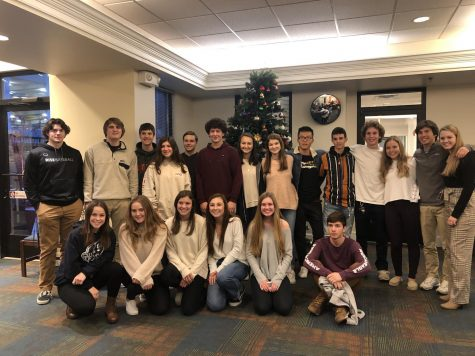 Spirit Club wraps up 2019
