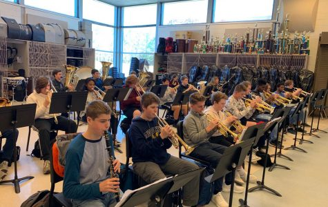Midlo musicians head to All County Band 2020