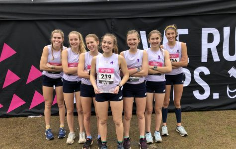 Midlo XC closes season at Nike Regionals