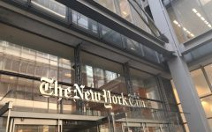Symister travels to NYC for New York Times Summer Academy
