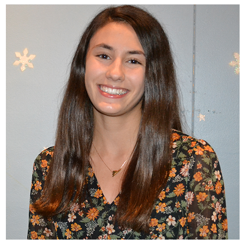 Vote for junior Katherine Krievs as she runs for the 2020 Snow Queen Scholarship.