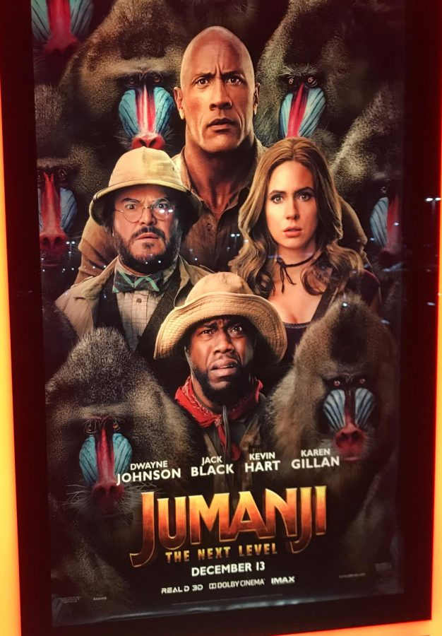 Jumanji%3A+The+Next+Level+entered+the+theaters+on+December+13%2C+2019.+